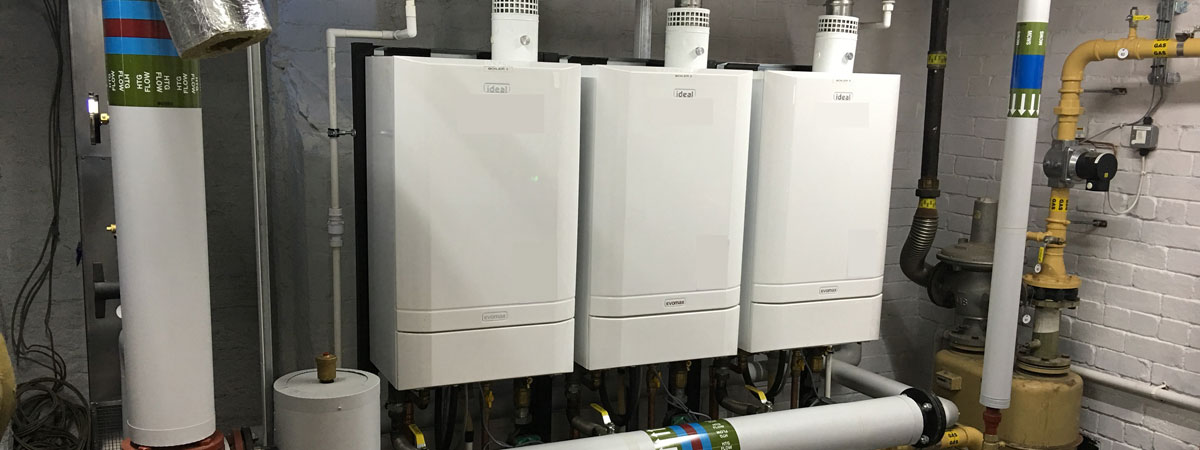 Commercial Heating Installation & Refurbishment in London & Surrey